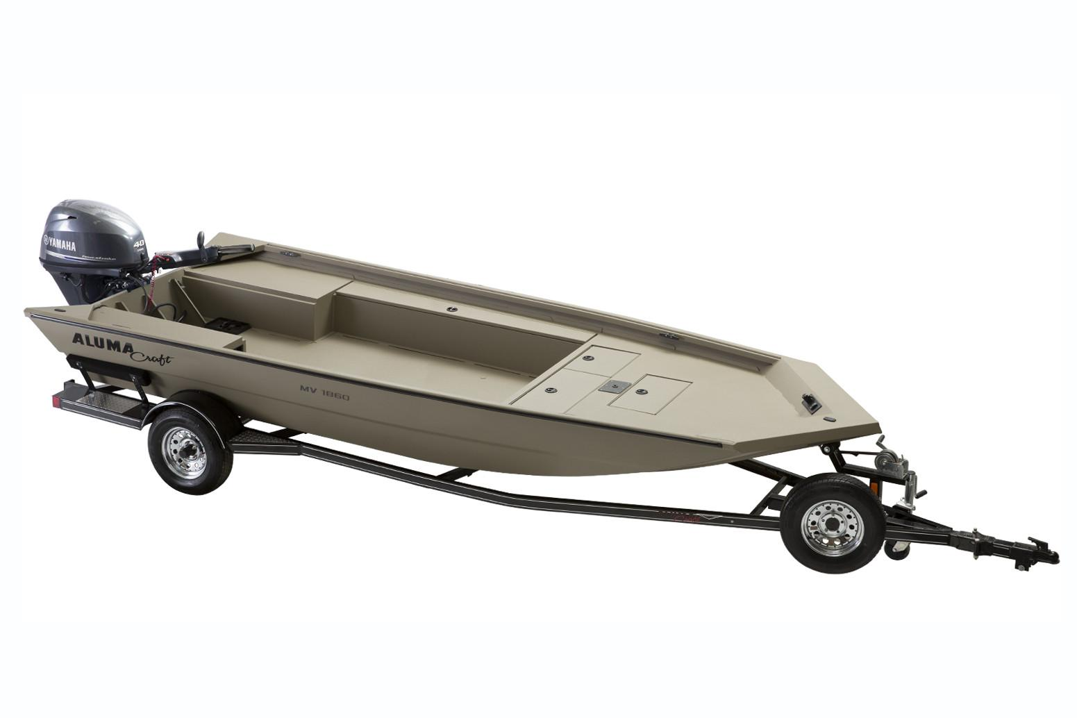 2019 Alumacraft MV 1860 AW SSLW in Lake City, Florida