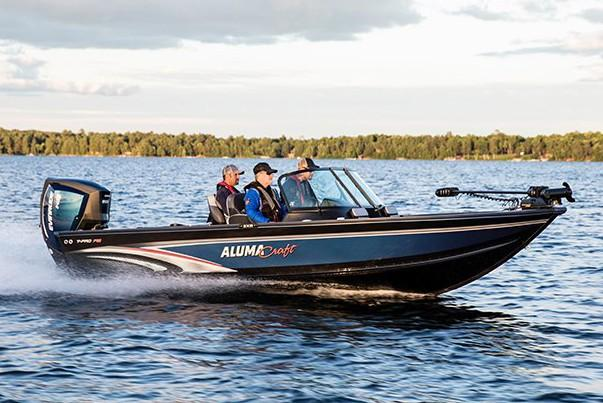 2019 Alumacraft Tournament Sport 195 in Superior, Wisconsin