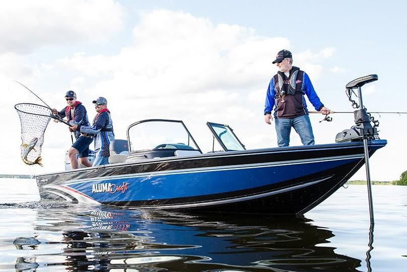 2019 Alumacraft Tournament Sport 195 in Lakeport, California