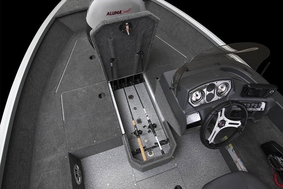 2019 Alumacraft Voyageur 175 CS in Black River Falls, Wisconsin