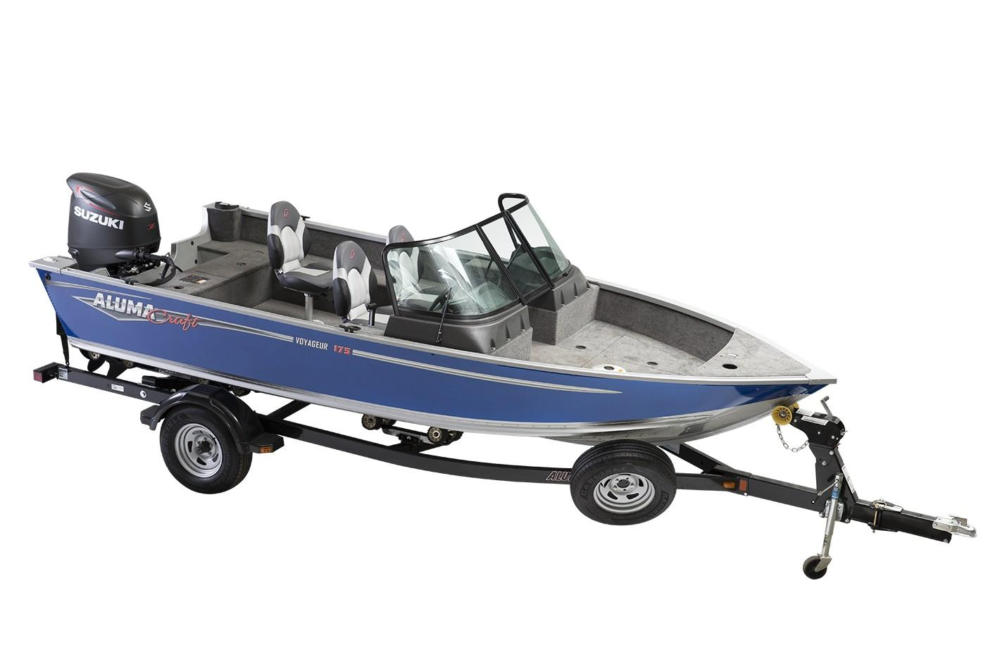 2019 Alumacraft Voyageur 175 Sport in Lake City, Florida
