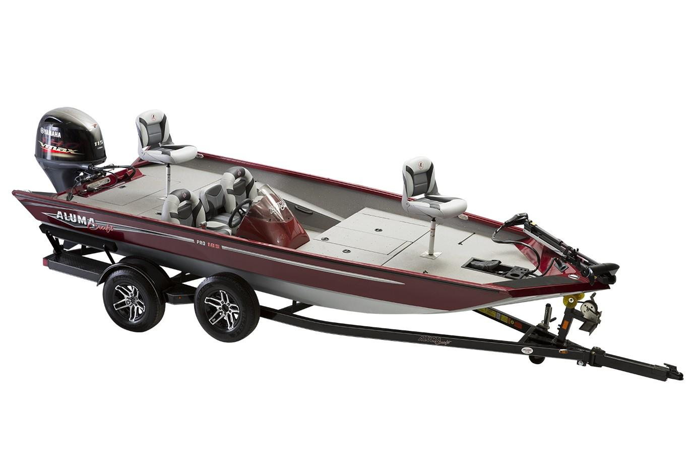 2019 Alumacraft Pro 185 in Lakeport, California - Photo 1