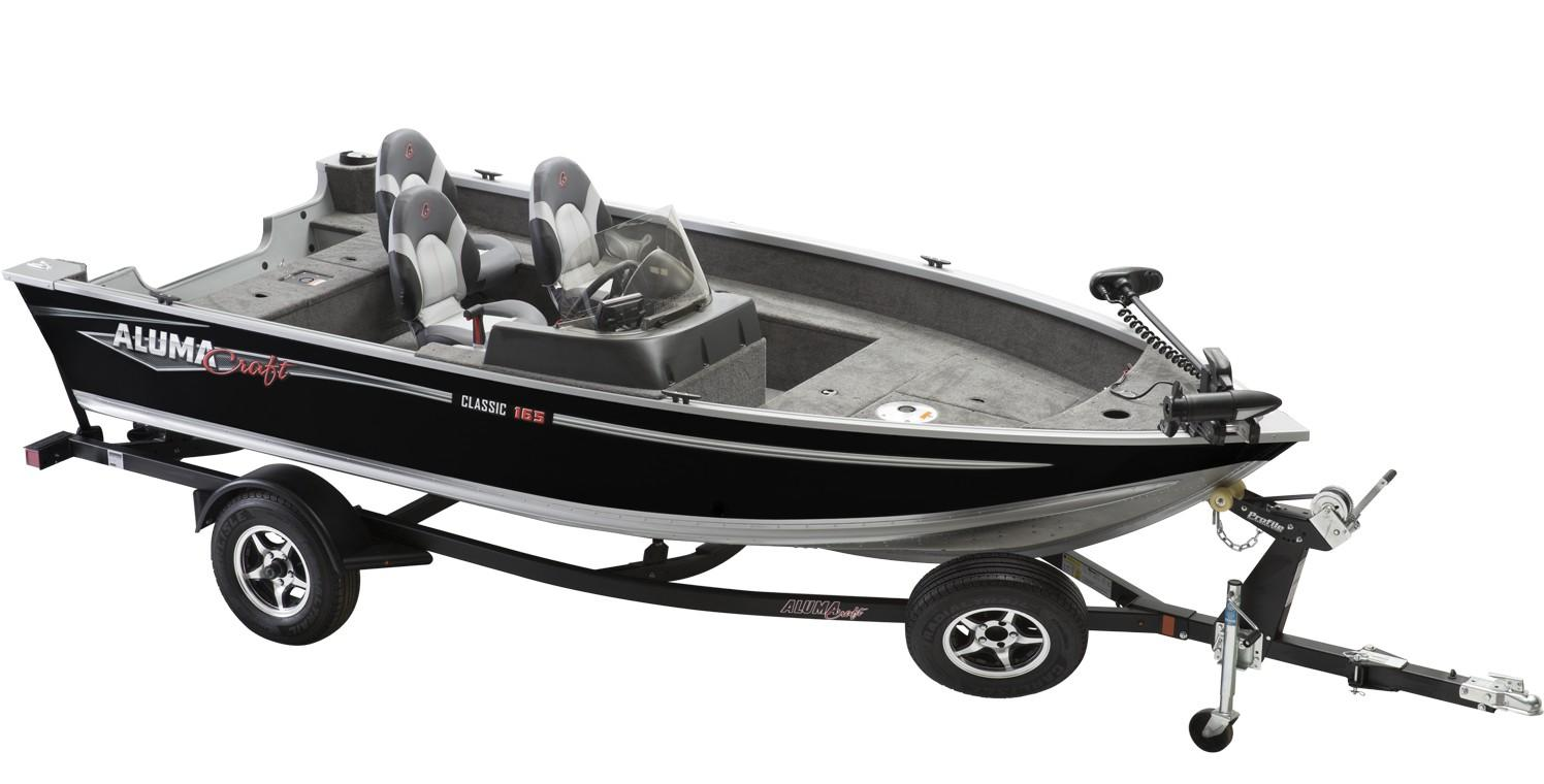 2019 Alumacraft Classic 165 CS in Lake City, Florida