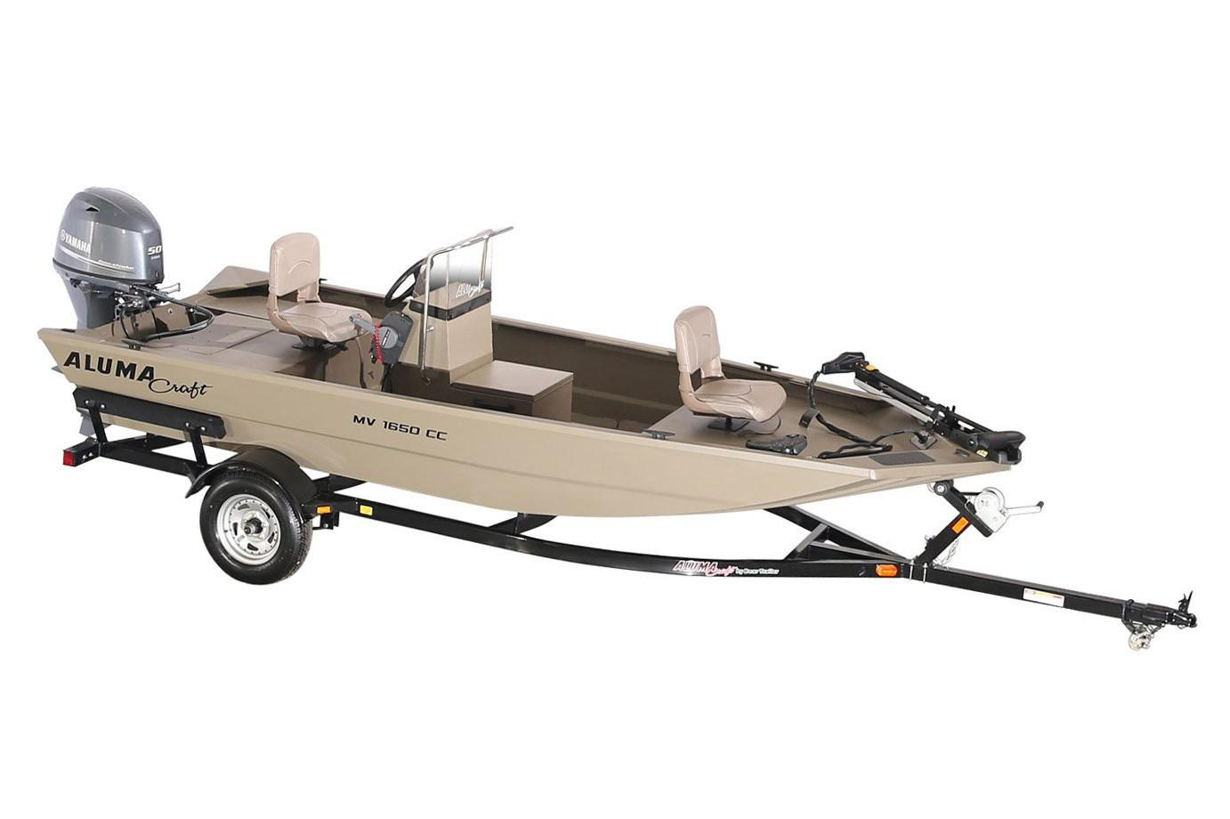 2019 Alumacraft MV 1650 AW CC in Edgerton, Wisconsin