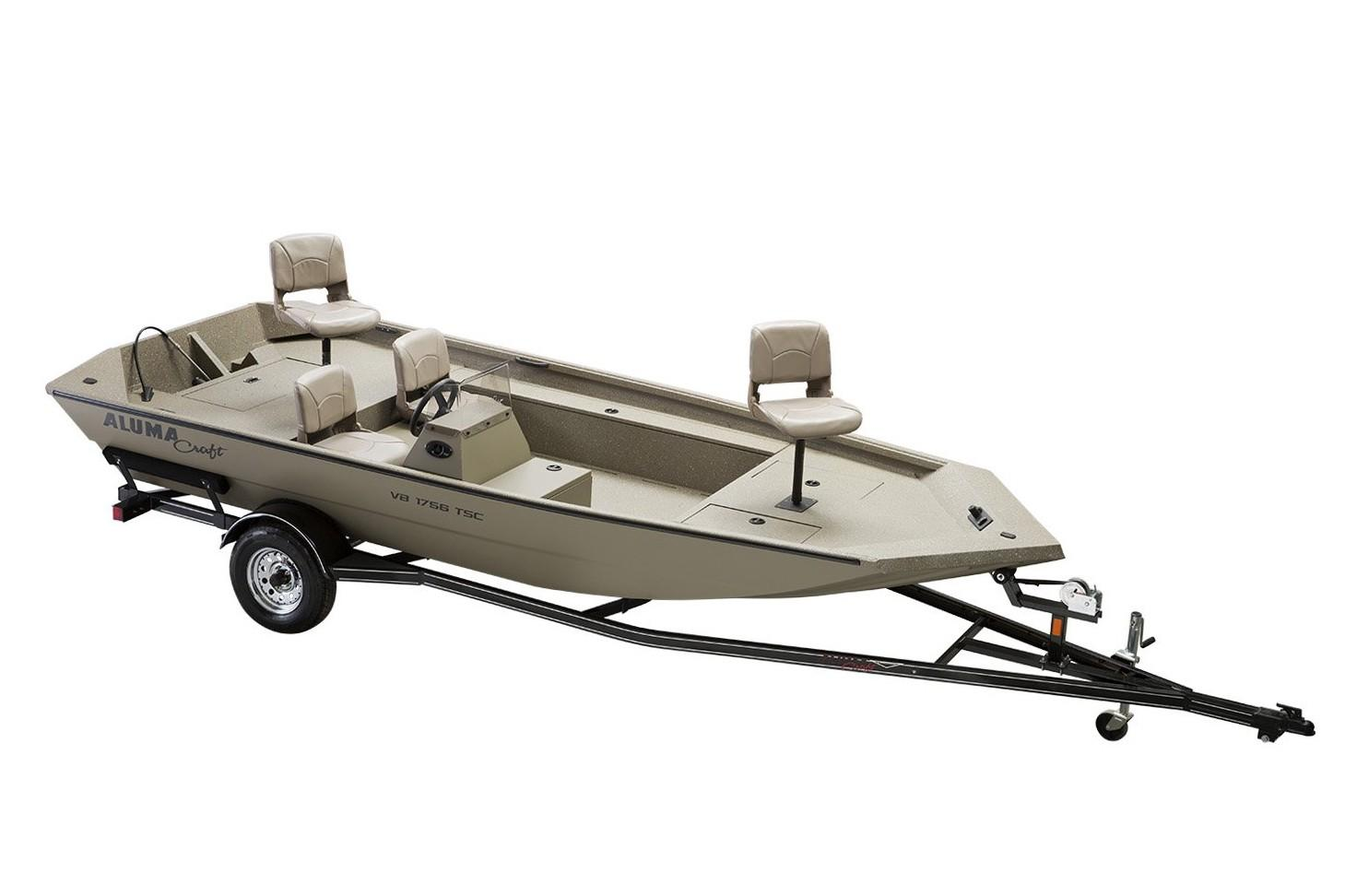 2019 Alumacraft MV 1756 AW SC in Lakeport, California
