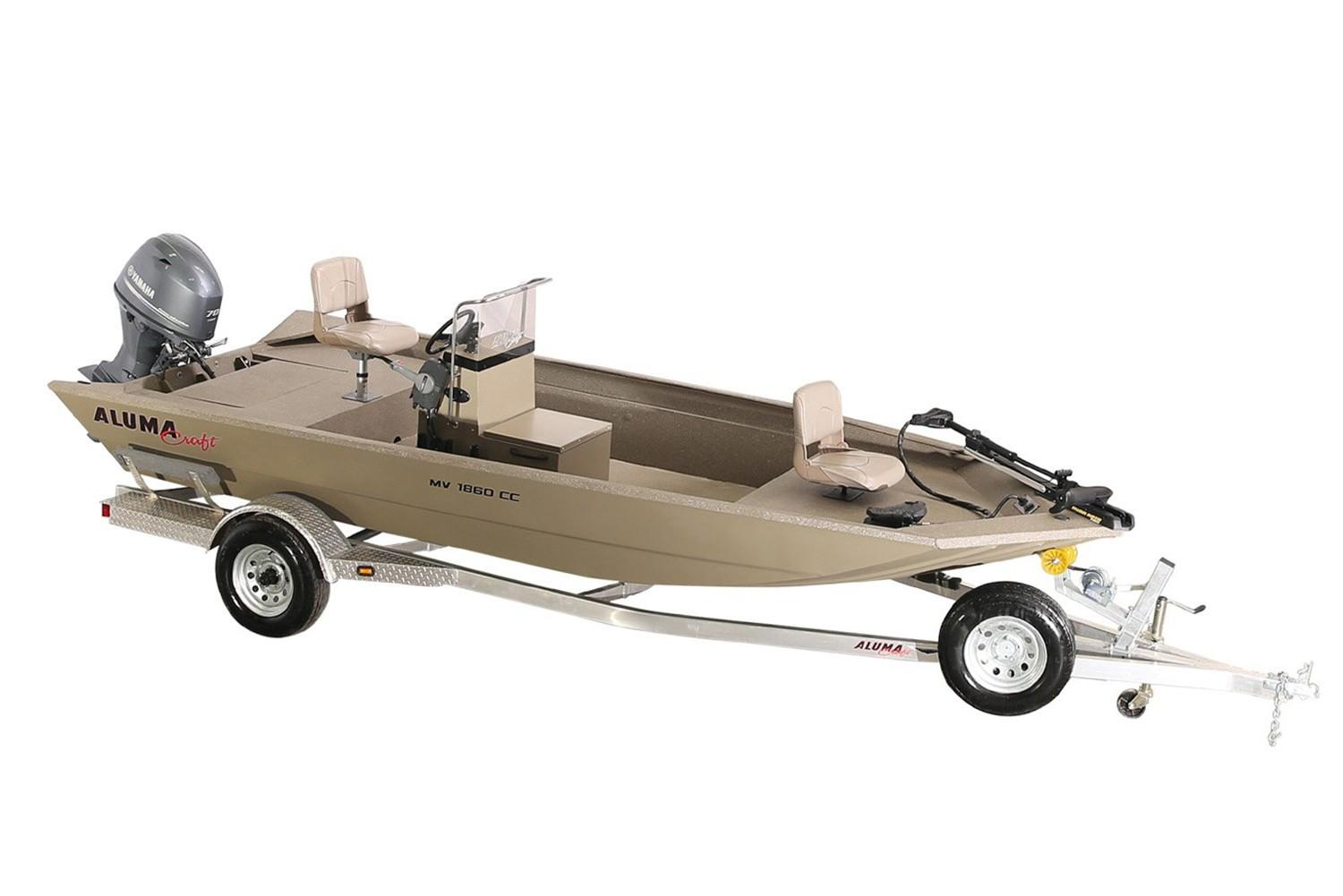 2019 Alumacraft MV 1860 AW CC in Madera, California