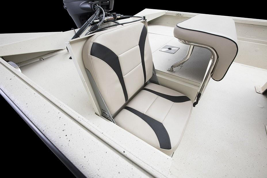 2019 Alumacraft MV 2072 AW Bay in Madera, California - Photo 4