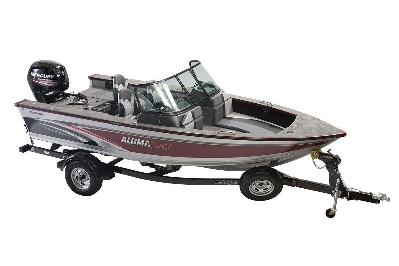 2019 Alumacraft Edge 175 Sport in Lake City, Florida - Photo 1