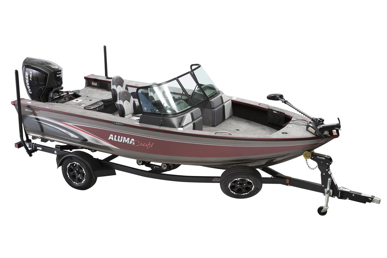 2019 Alumacraft Edge 185 Sport in Black River Falls, Wisconsin
