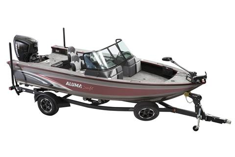 2019 Alumacraft Edge 185 Sport in Lakeport, California