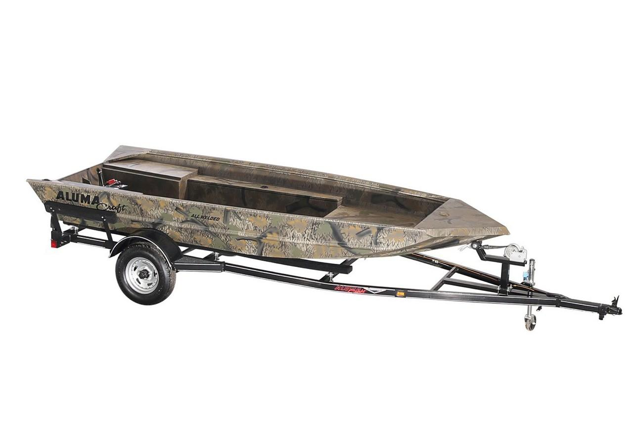 2019 Alumacraft Waterfowler 15 Camo in Black River Falls, Wisconsin
