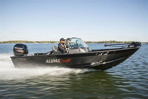 2020 Alumacraft Competitor 185 Sport in Madera, California - Photo 1