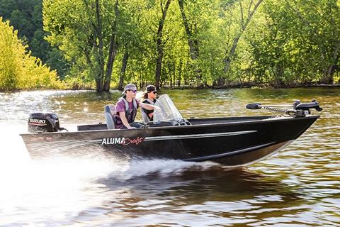 2020 Alumacraft Escape 165 CS in Edgerton, Wisconsin