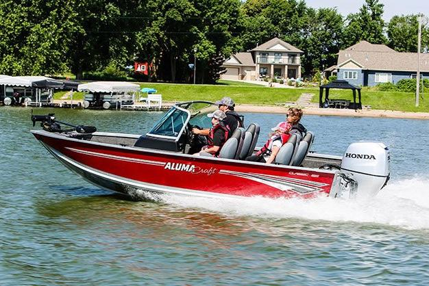 2020 Alumacraft Classic 165 Sport in Albert Lea, Minnesota - Photo 1
