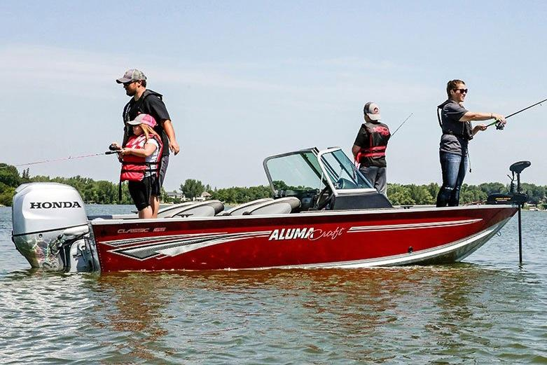 2020 Alumacraft Classic 165 Sport in Albert Lea, Minnesota - Photo 4