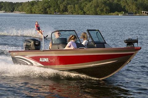 2020 Alumacraft Edge 185 Sport in Lake City, Florida