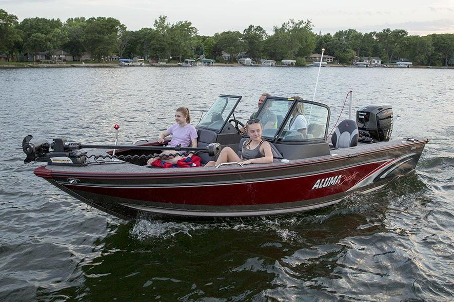 2020 Alumacraft Edge 185 Sport in Albert Lea, Minnesota - Photo 15