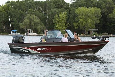 2020 Alumacraft Edge 185 Sport in Albert Lea, Minnesota - Photo 18