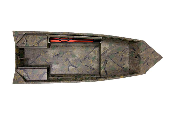 2020 Alumacraft Waterfowler 15 TL Camo in Lake City, Florida - Photo 4