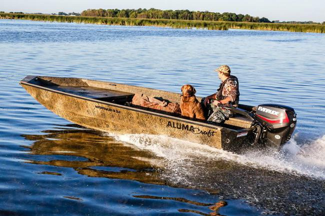 2020 Alumacraft Waterfowler 16 TL in Lake City, Florida
