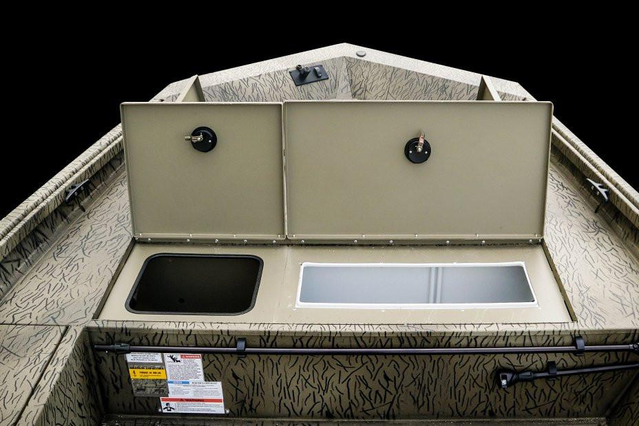 2020 Alumacraft Waterfowler 16 TL in Madera, California - Photo 7