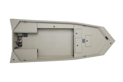 2020 Alumacraft Waterfowler DLX 18 TL in Sterling, Colorado - Photo 1