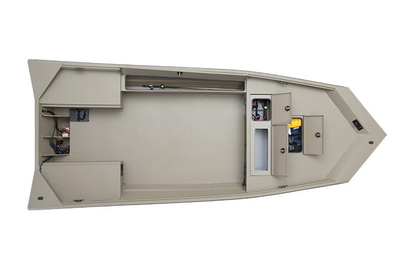 2020 Alumacraft Waterfowler DLX 18 TL in Sterling, Colorado