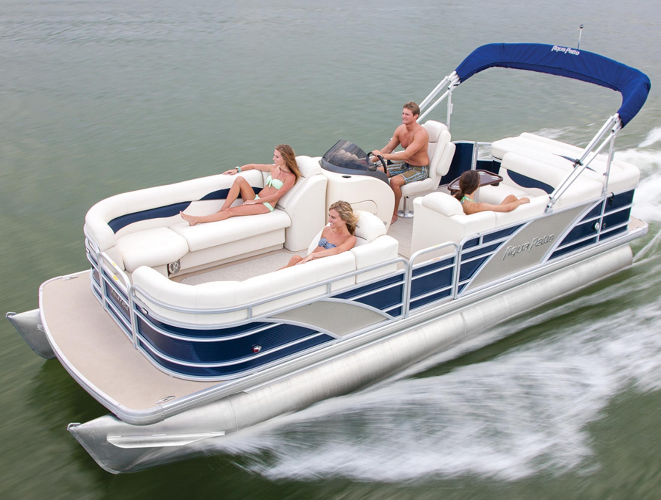 2013 Aqua Patio 220 Power Boats Inboard Niceville Florida