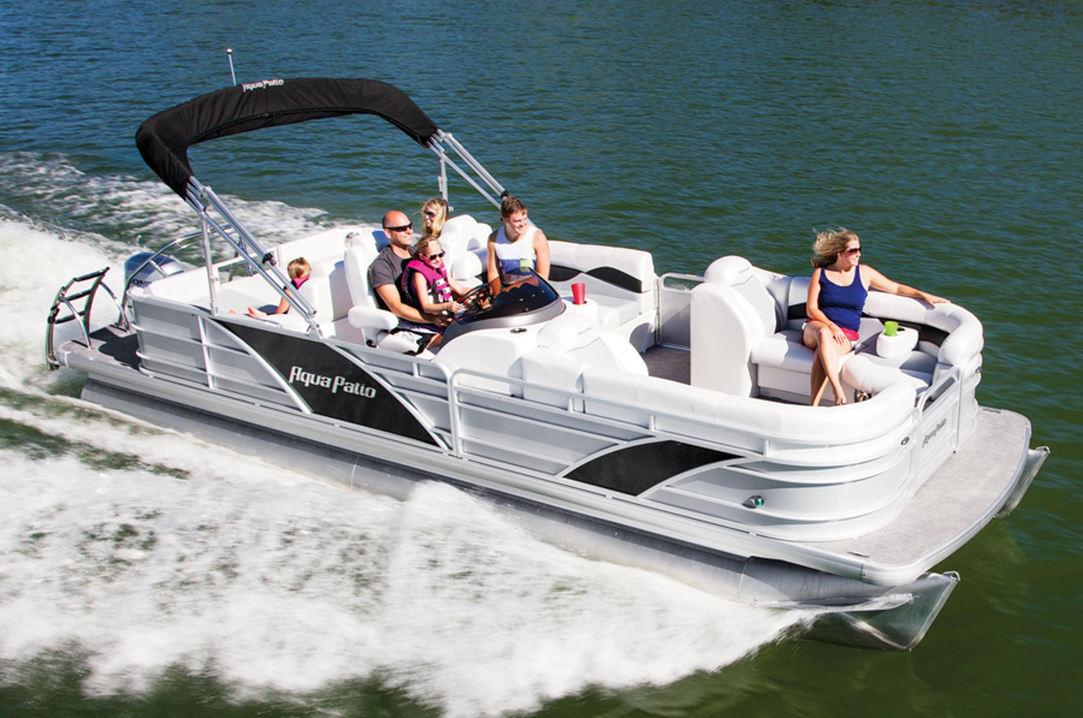 2013 Aqua Patio 240 SL Power Boats Inboard Niceville Florida 240SL2013