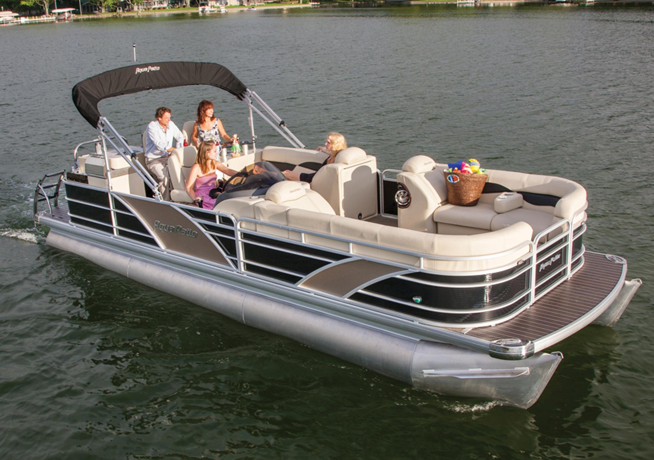 2013 Aqua Patio 250 WB Power Boats Inboard Niceville Florida 250WB2013