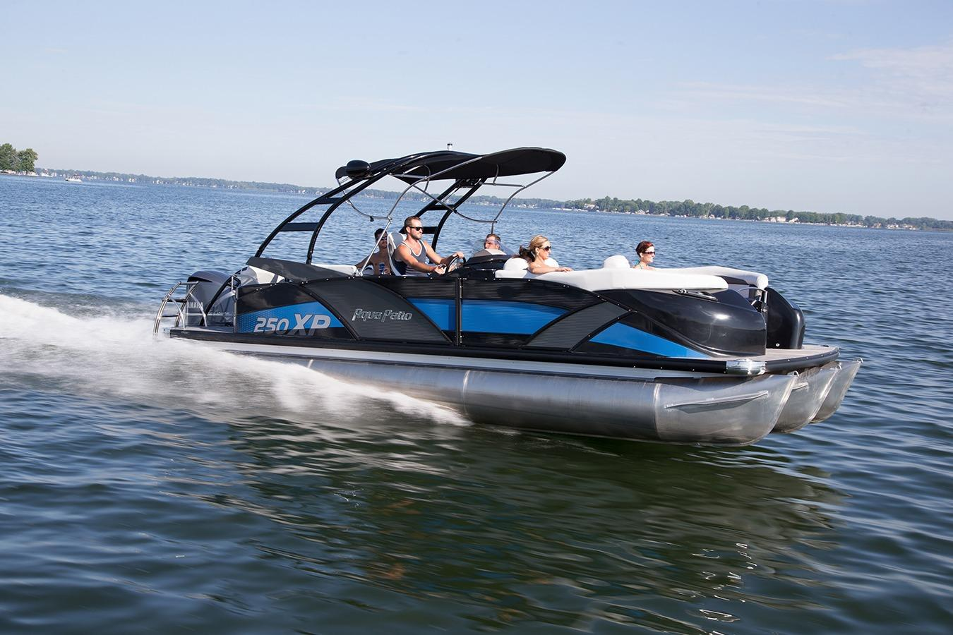 2015 Aqua Patio 250 Express Power Boats Outboard Kalamazoo – Aqua Patio