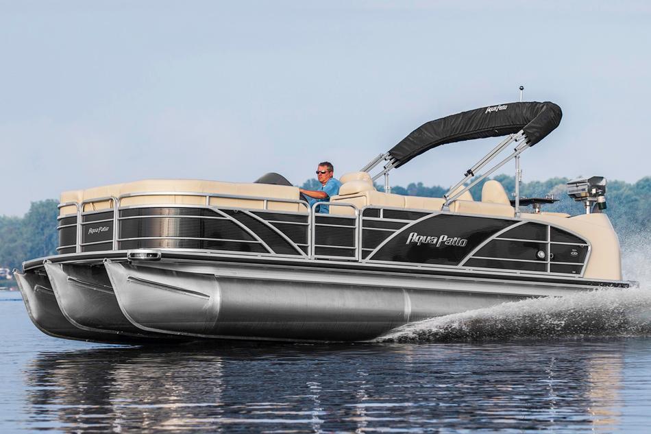 2016 Aqua Patio 220 WB In Niceville, Florida