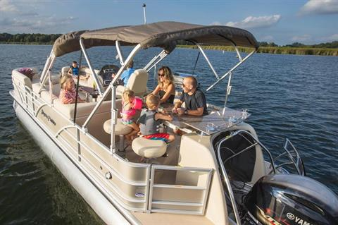 2016 Aqua Patio 240 CB in Coloma, Michigan