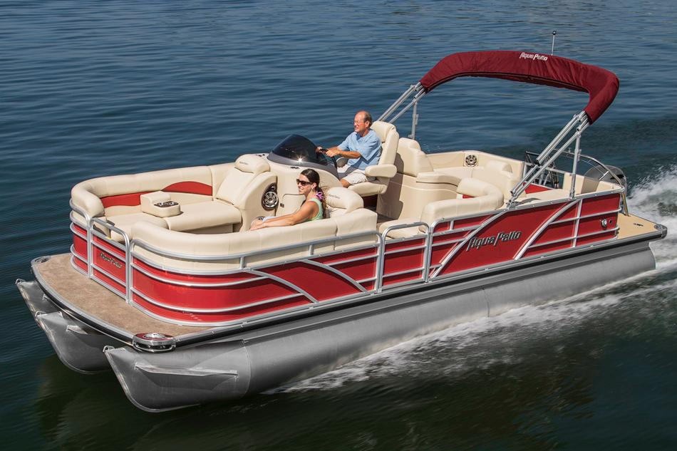 2016 Aqua Patio 240 SL in Kalamazoo, Michigan