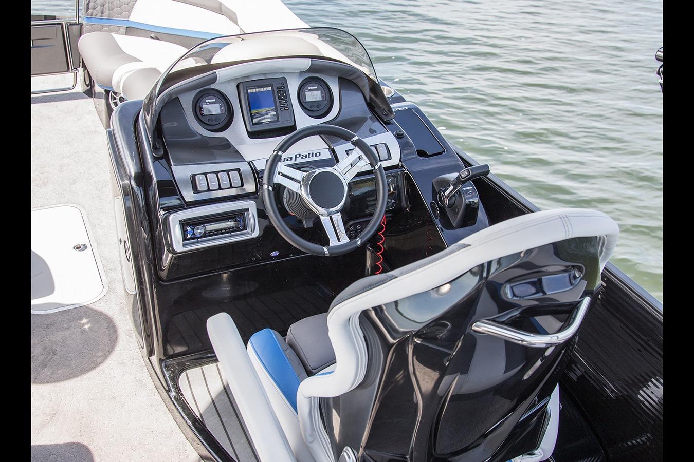 2016 Aqua Patio 250 Express And