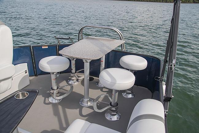 2017 Aqua Patio 195 CB in Coloma, Michigan