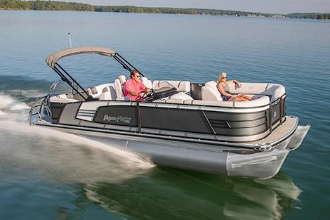2017 Aqua Patio 235 SL in Coloma, Michigan