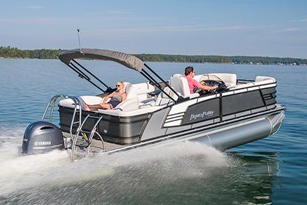2017 Aqua Patio 235 SL in Bridgeport, New York