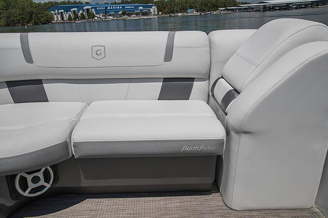 2017 Aqua Patio 235 SR in Coloma, Michigan