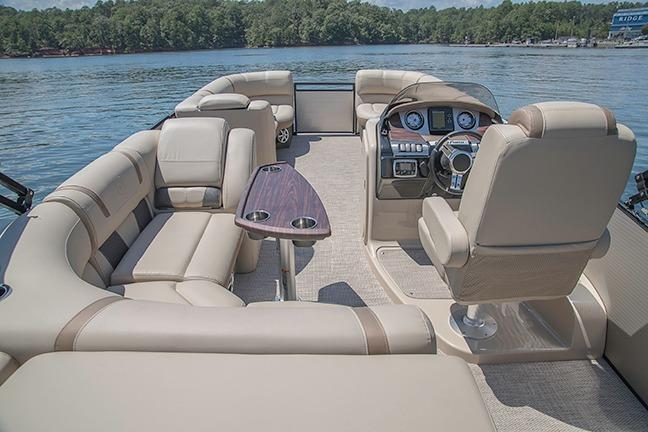 2017 Aqua Patio 255 C in Bridgeport, New York