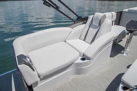2017 Aqua Patio 255 SL in Coloma, Michigan