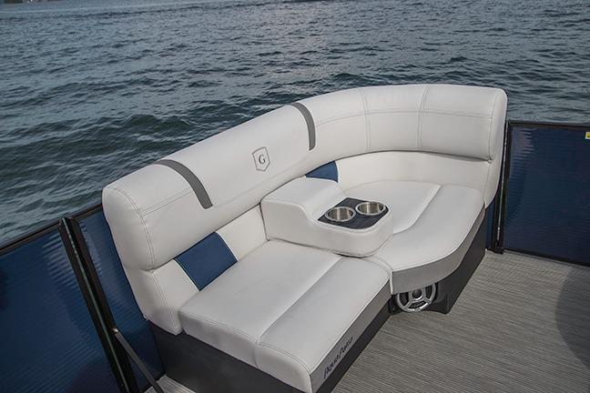 2018 Aqua Patio 195 CB in Coloma, Michigan