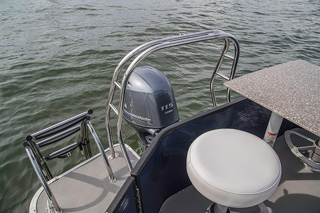 2018 Aqua Patio 195 CB in Lewisville, Texas - Photo 6
