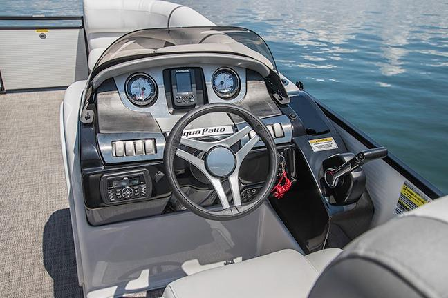 2018 AquaPatio 195 CB in Coloma, Michigan - Photo 4