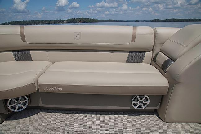 2018 Aqua Patio 215 CB in Coloma, Michigan