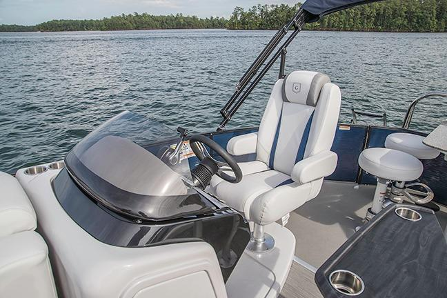 2018 Aqua Patio 215 CB in Bridgeport, New York