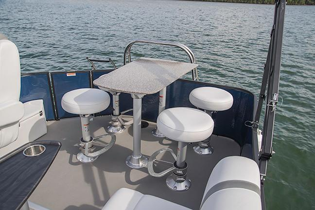 2018 Aqua Patio 235 CB in Bridgeport, New York - Photo 4