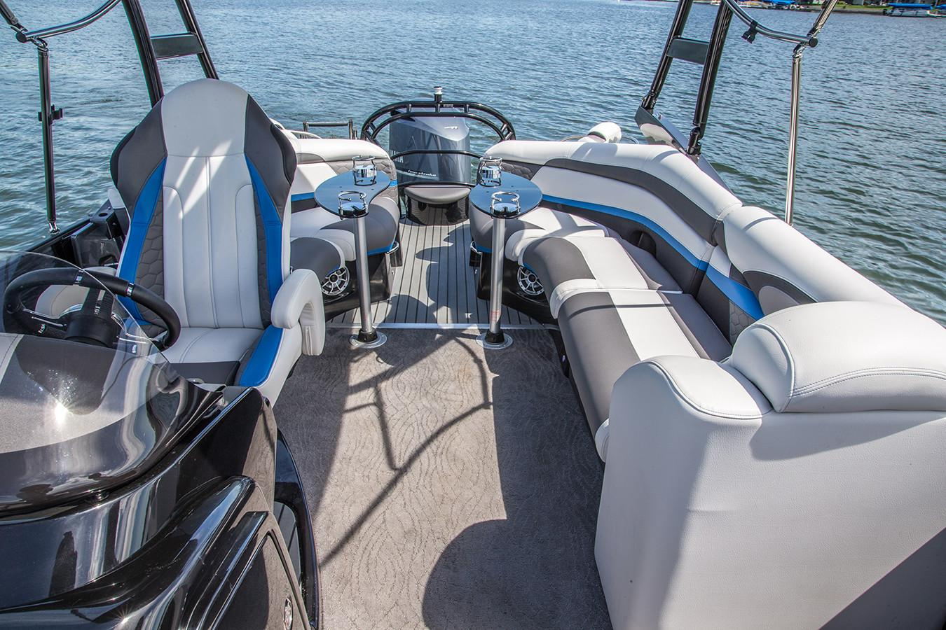 2018 Aqua Patio 250 XP in Coloma, Michigan