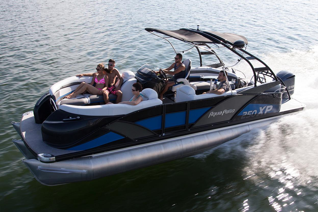 2018 Aqua Patio 250 XP in Niceville, Florida