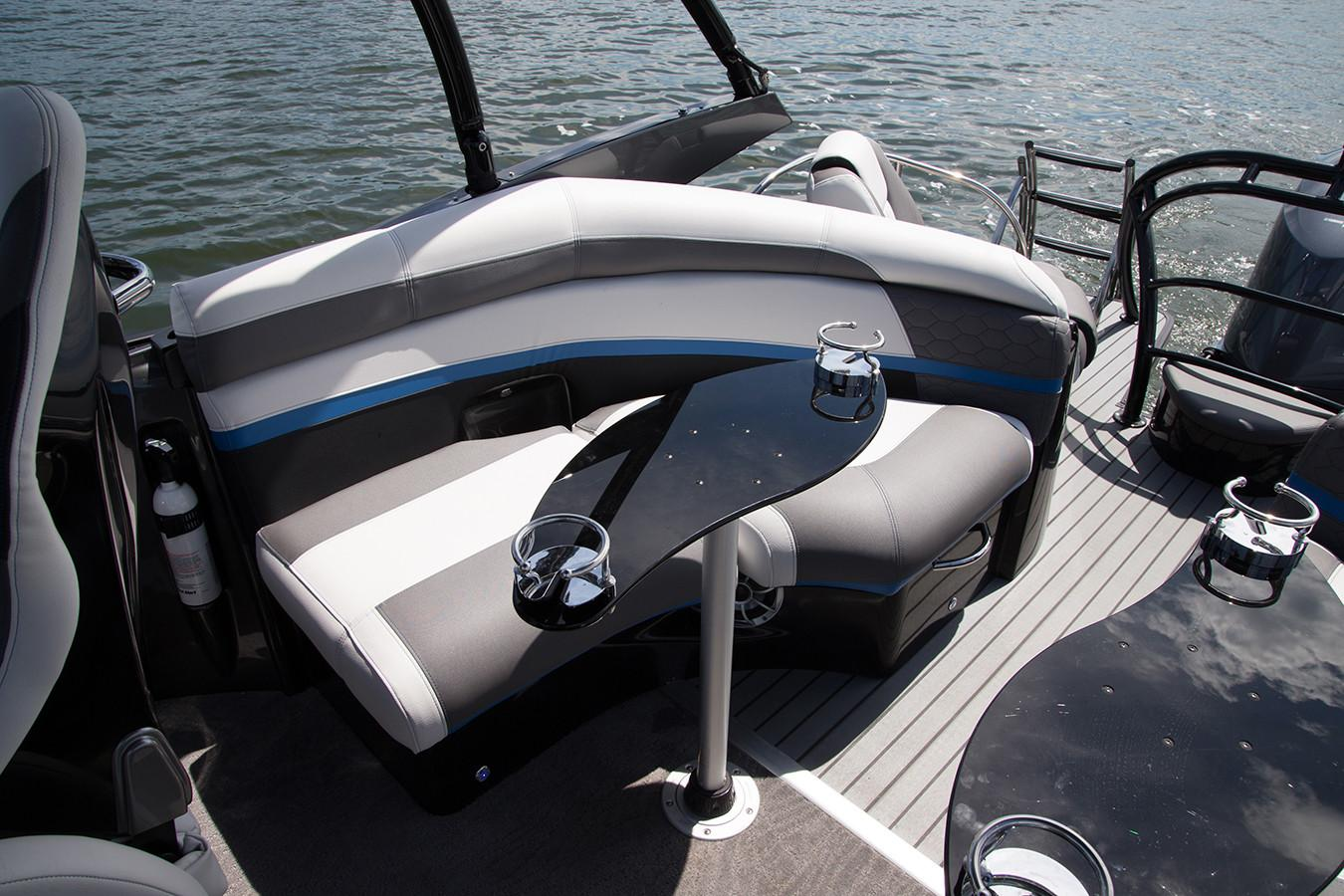 2018 Aqua Patio 250 XP in Coloma, Michigan - Photo 4